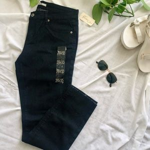 XXI Dark Wash Ankle Jeans